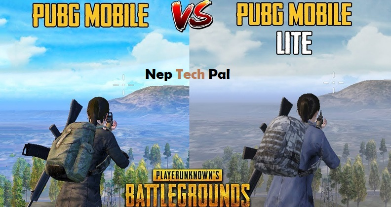 PUBG mobile vs PUBG mobile lite:  Comparison  between two versions of the game