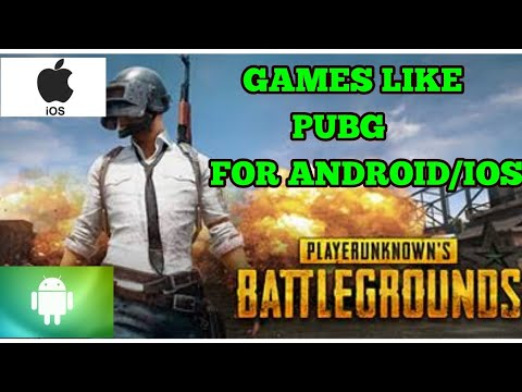 Top 5 games like PUBG Mobile