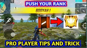 free fire pro tips